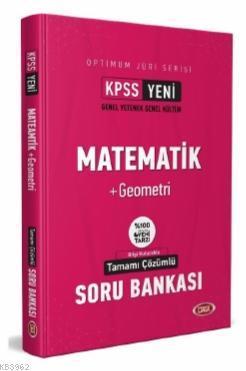 Kpss Optimum Juri Serisi Matematik Çözümlü Soru Bankası