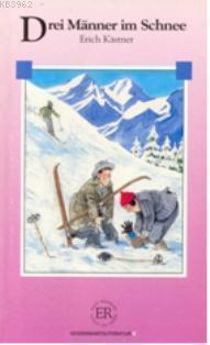 Drei Manner im Schnee; Stufe-4