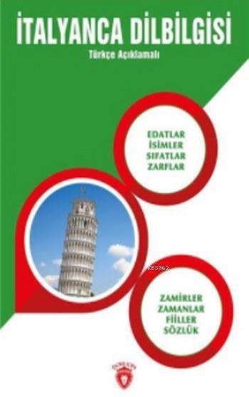 İtalyanca Dilbilgisi; Türkçe Açıklamalı