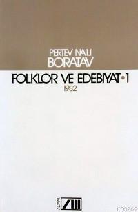 Folklor ve Edebiyat 1 1982