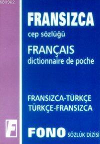 Fransızca Cep Sözlüğü; Fransızca-Türkçe \ Türkçe-Fransızca