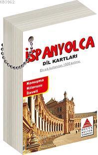 Delta Kültür Yayınları İspanyolca Dil Kartları Delta Kültür