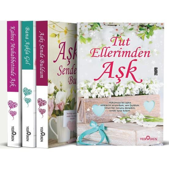 Aşk Kitapları Seti ( 4 Kitap Takım)