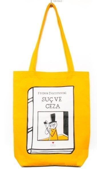 Bez Çanta (Sarı Gabardin) - Laforizma Serisi - Raskolnikov