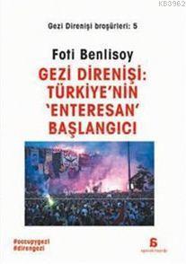 Gezi Direnişi: Türkiye'nin Enteresan Başlangıcı