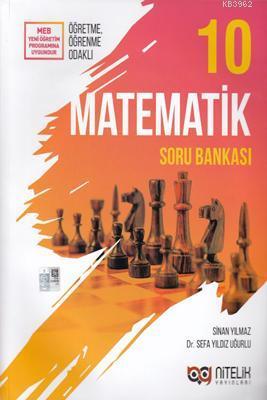 Nitelik Yayınları 10. Sınıf Matematik Soru Bankası Nitelik