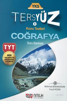 Nitelik Yayınları TYT Coğrafya Tersyüz Soru Bankası Nitelik