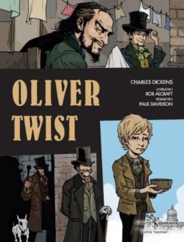 Oliver Twist; Çizgilerle Klasikler Dizisi