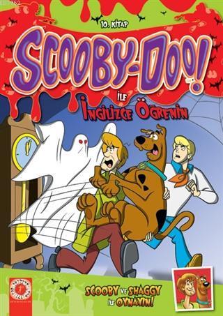 Scooby-Doo! İle İngilizce Öğrenin 10.Kitap; Scooby ve Shaggy İle Oynayın