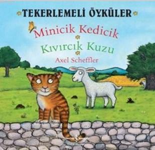 Tekerlemeli Öyküler; Minicik Kedicik Kıvırcık Kuzu