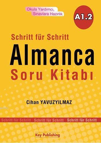 Almanca Soru Kitabı A1.2 (Schritt für Schritt)