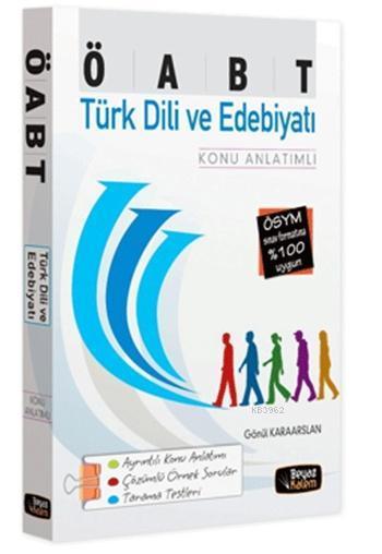 ÖABT Türk Dili ve Edebiyatı Öğretmenliği Konu Anlatımlı 2015