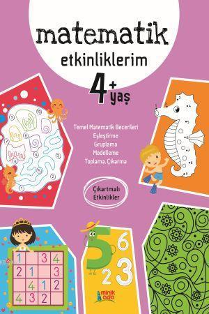 Matematik Etkinliklerim 5 Yaş