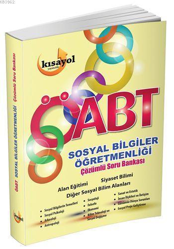 ÖABT Sosyal Bilgiler Öğretmenliği Çözümlü Soru Bankası