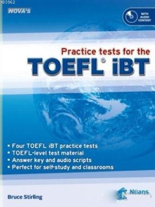 Nova's Practice Tests for The TOEFL iBT