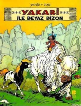 Yakari ile Beyaz Bizon - 2