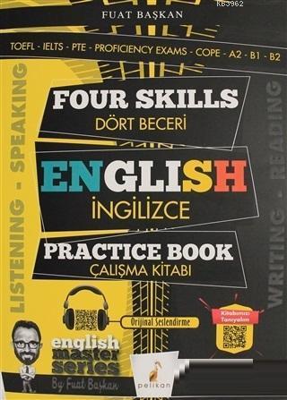 Four Skills English Practice Book