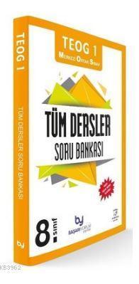 8.Sınıf TEOG 1 Tüm Dersler Soru Bankası
