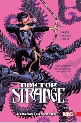 Dr. Strange Cilt 4 Havadaki Kann Kokusu