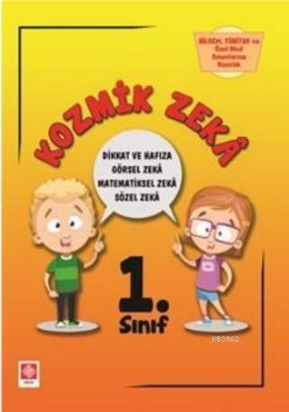 Kozmik Zeka; Bilsem, Tübitak ve Özel Okul Sınavlarına Hazırlık 1.Sınıf