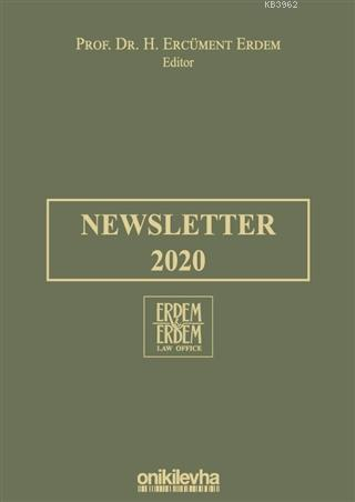 Newsletter 2020 Ciltli