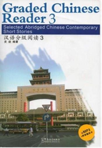 Graded Chinese Reader 3; 1000 Words +MP3 CD
