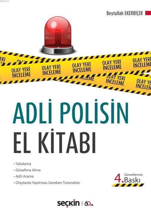 Adli Polisin El Kitabı
