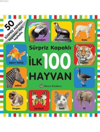 İlk 100 Hayvan; Sürpriz Kapaklı