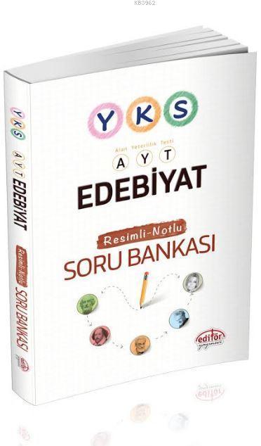 Yks Edebiyat Resimli-Notlu Soru Bankası