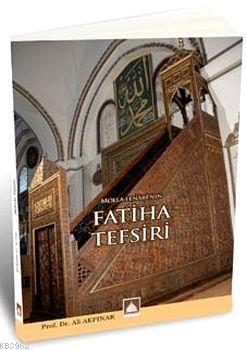 Molla Fenari'nin Fatiha Tefsiri