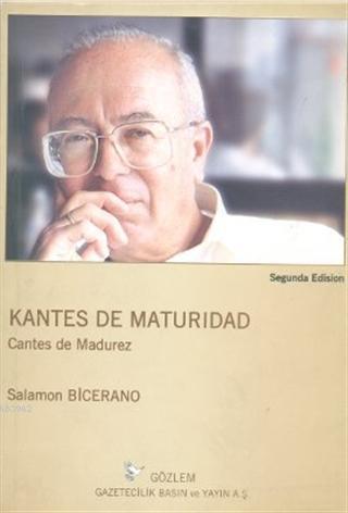 Kantes De Maturidad Cantes de Madurez Poemas
