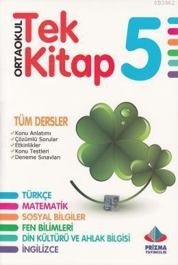 Tek Kitap 5. Sınıf Tüm Dersler