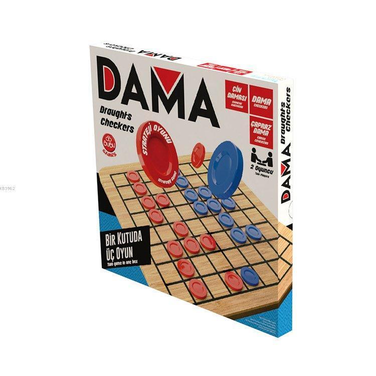 Bubu Games - Dama