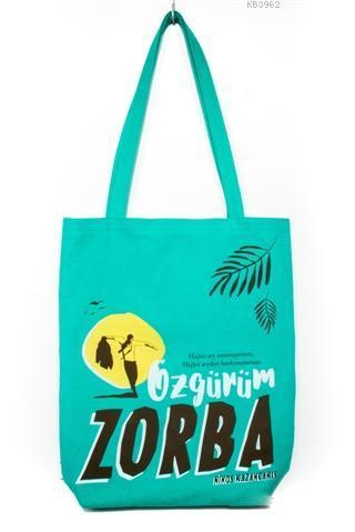 Bez Çanta (Gabardin) - Çağdaş Edebiyat Serisi - Zorba