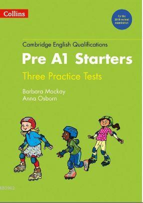 Cambridge English Q. Practice Tests for Pre A1 Starters [New edition]