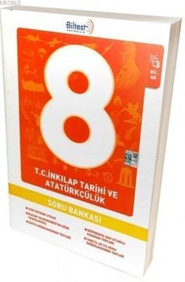 Bilfen - 8. Sınıf Tc İnkılap Tarihi Ve Atatürkçülük Biltest Soru Banka