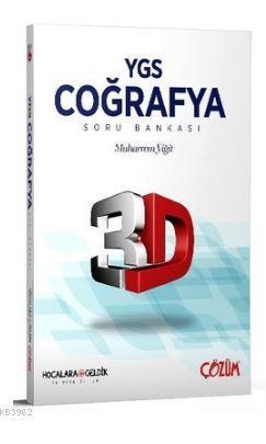 YGS 3D Coğrafya Soru Bankası