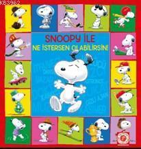 Snoopy ile Ne İstersen Olabilirsin