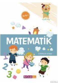 Matematik Etkinlik Kitabı - 36 Ay