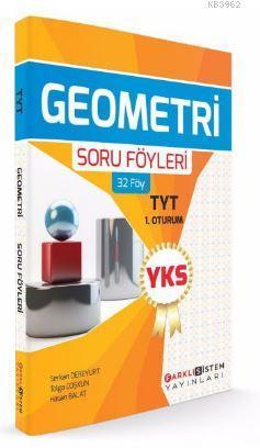 YKS 1. Oturum TYT Geometri Soru Föyleri (32 Föy)