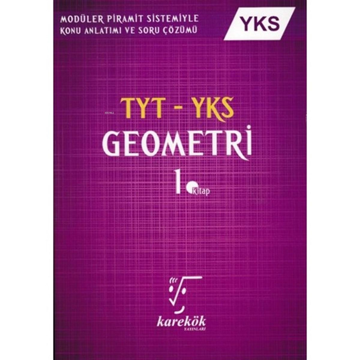 TYT-YKS Geometri 1.Kitap; Konu Anlatımlı