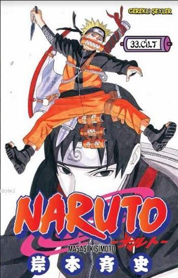 Naruto 33.Cilt