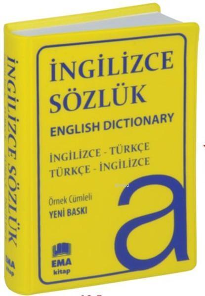 İngilizce Sözlük; İngilizce-Türkçe / Türkçe-İngilizce