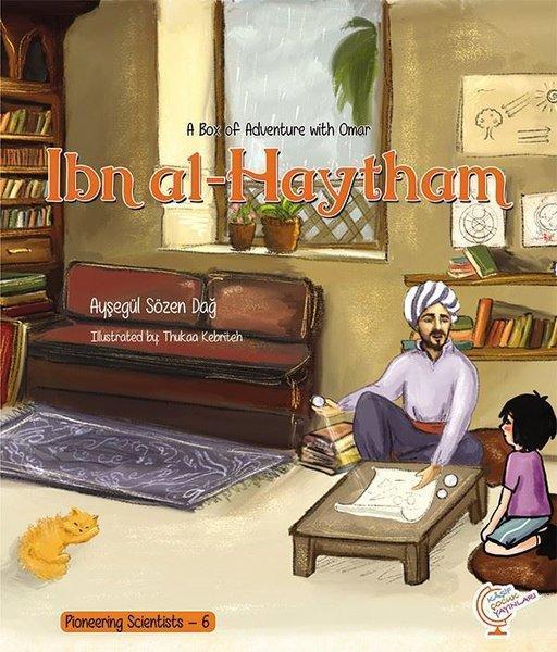 A Box of Adventure with Omar: İbn Al-Haytham Pioneering Scientists - 6