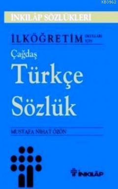 Çağdaş Türkçe Sözlük (İlköğretim Okulları İçin )