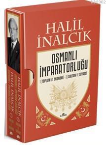 Osmanlı İmparatorluğu; (2 Cilt - Kutulu)
