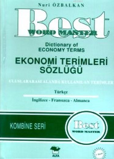 Best Ekonomi Terimleri Sözlüğü