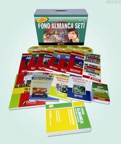 Fono Almanca Seti (15 Kitap+10 cd)