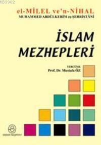 İslam Mezhepleri El-milel Ve´n-nihal
