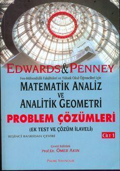 Matematik Analiz ve Analitik Geometri Problem Çözümleri 1